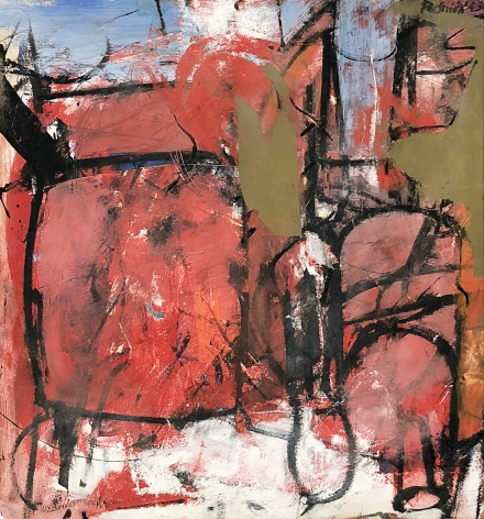 Milton Resnick (1917-2004), Untitled, 1949