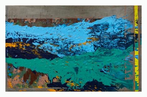 Joe Overstreet (1933-2019), Untitled, 1976