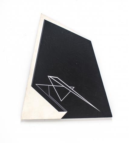 Carl Pickhardt (1908 - 2008), Abstraction #353, 1968