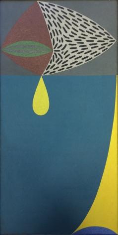 Douglas Denniston, Composition No. 10, 1950