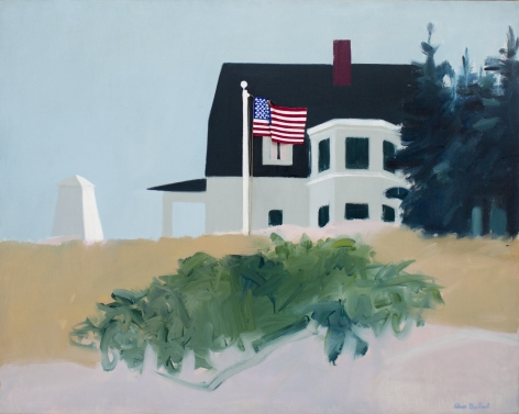 Charles DuBack (1926-2015), Lighthouse, 1964