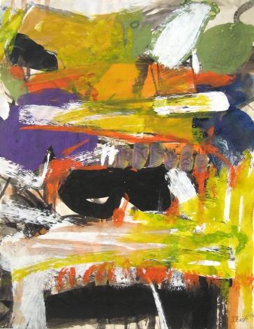 Jorge Fick, Untitled, c. 1960