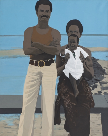 Marcia Marcus, Tyna, Alvin, and Baby, 1970/71