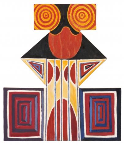 Joe Overstreet (1933-), Untitled, 1967