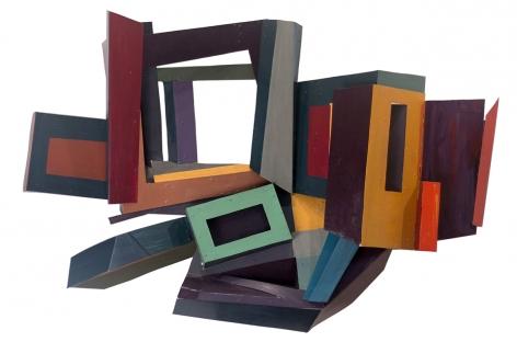 Sylvia Stone (1928-2011), Cortona, 1984-85