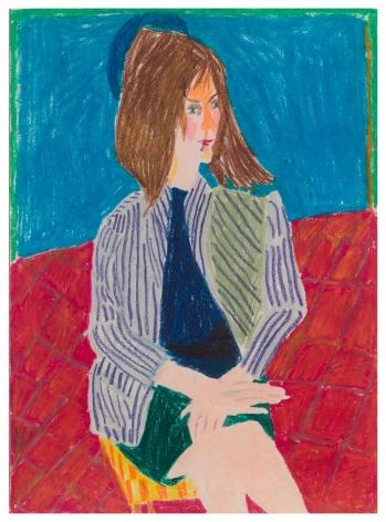 Mimi Gross, My Friend Gwinnie, 1962