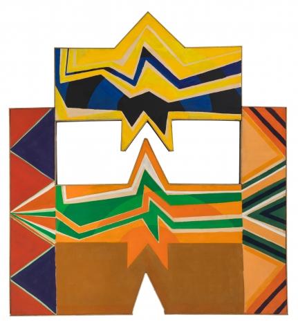 Joe Overstreet (1933-), North Star, 1968