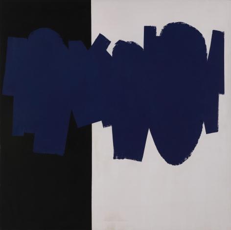Kyle Morris (1918-1979), Winter 65' No. 1, 1965