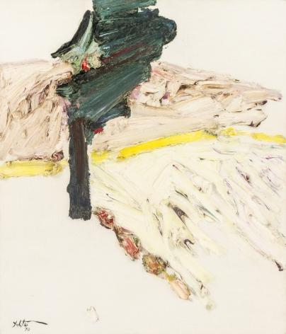 Manoucher Yektai (1922), Untitled, 1970