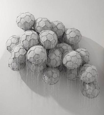 Darío Escobar, Obverse & Reverse (Cloud XII), 2013