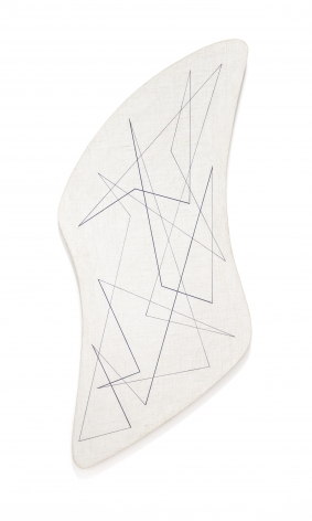 Carl Pickhardt (1908 - 2008), Abstraction #104, 1956