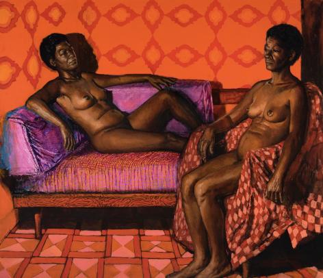 Shirley Gorelick, Double Libby II, 1971-72