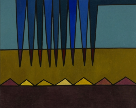 Douglas Denniston, Thunder, 1947