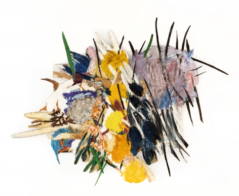 Martha Edelheit (1931-), Fishing for the Blue Moon, 1959