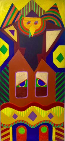 Ellsworth Ausby (1942-2011), Untitled, 1969