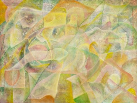 Thomas Sills, Still Pond, 1956