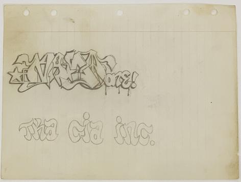 Dondi White, Naco One, 1979
