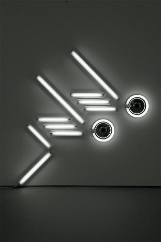 Iván Navarro, Nowhere Man III, 2009