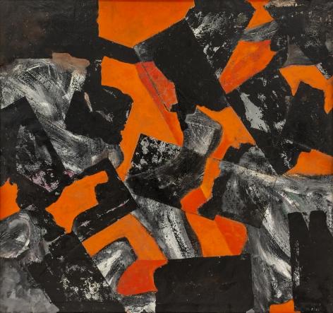 Thomas Sills, Black City, 1960