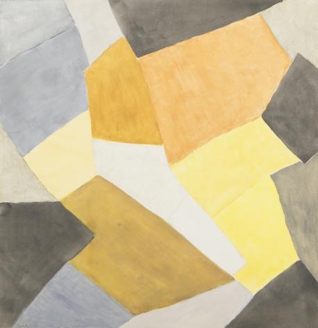 Philip Pavia (1911 - 2005), Untitled, 1952