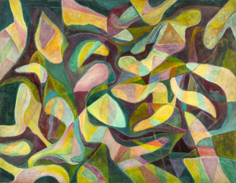 Thomas Sills, Untitled, 1958