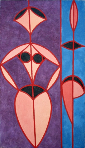 Douglas Denniston, Untitled, 1948