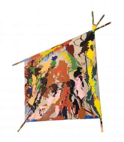Joe Overstreet (1933-2019), Untitled, 1982