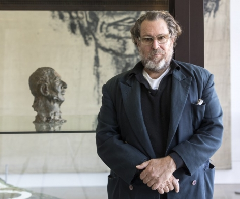 Julian Schnabel: Unveiling an Artist's Diverse Practice