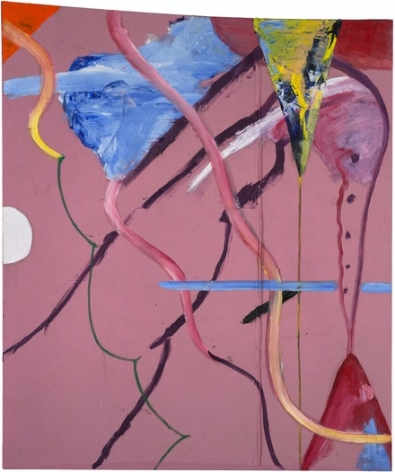 Julian Schnabel: The Patch of Blue the Prisoner Calls the Sky