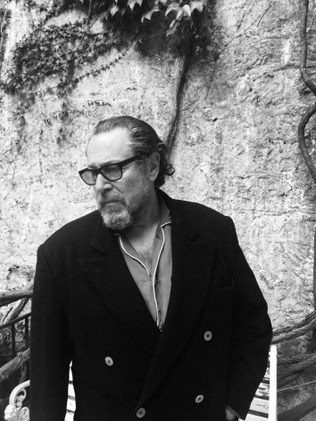 Julian Schnabel on Art, Film, and His Historic Home in the Hamptons