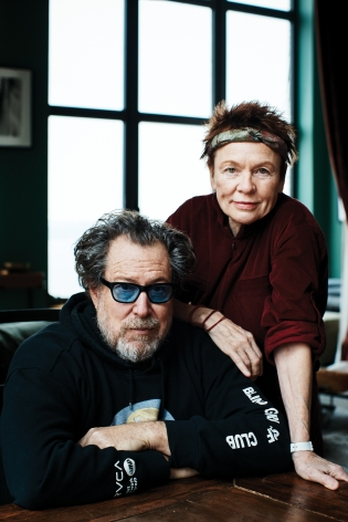 The ARTnews Accord: Laurie Anderson and Julian Schnabel Talk 1970s New York, How Art Connects People, and More