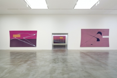 Julian Schnabel: The Sad Lament of the Brave, Let the Wind Speak and Other Paintings
