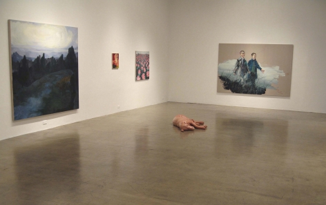 Jiang Hu Installation view