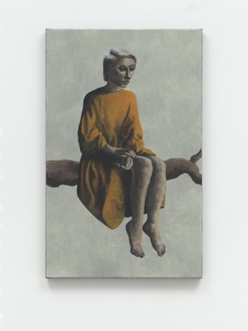 Lenz Geerk, Treesitter, 2021