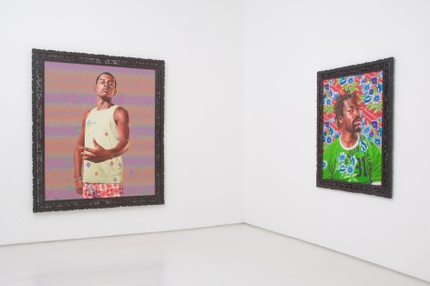 Kehinde Wiley The World Stage: Brazil