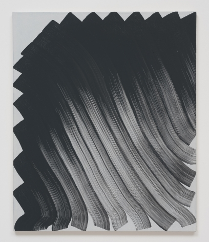 Michael Dopp Untitled (Group Strokes 2), 2013