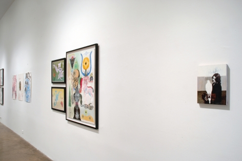 Other Scenes Installation view