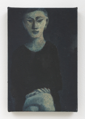 Lenz Geerk, Untitled (contemplation), 2020