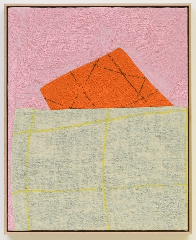 Evan Nesbit, Resting Painting, 2019