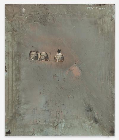 Brenna Youngblood, 3 dollar bill (dirty money), 2013