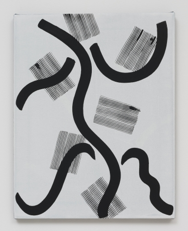 Michael Dopp Untitled (5 Strokes), 2013