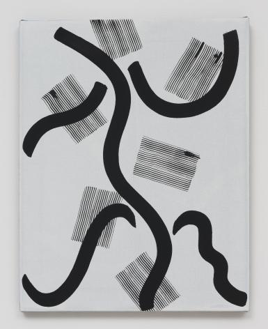 Michael Dopp Untitled (5 Strokes), 2013