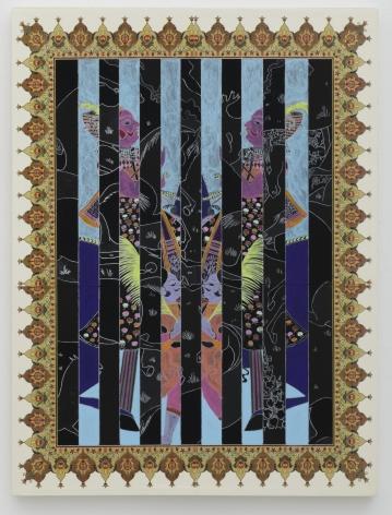 Ardeshir Tabrizi, Wild Horses, 2020