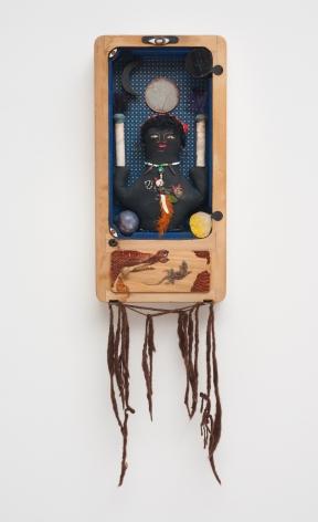 Betye Saar Gris-Gris Box, 1972