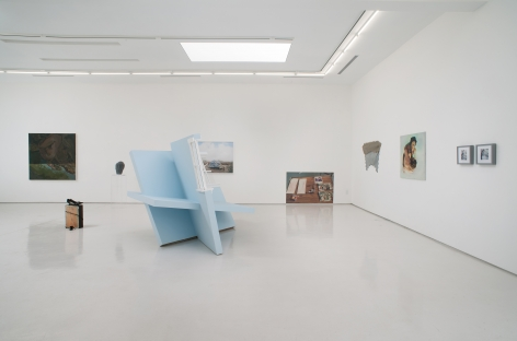 Gray Day Installation View