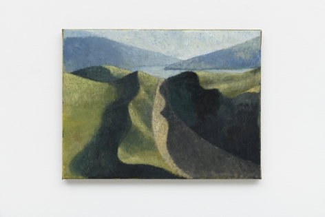 Lenz Geerk, Landscape No. 2, 2020