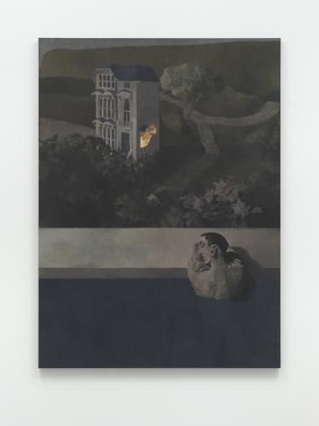 Lenz Geerk, House on Fire, 2021