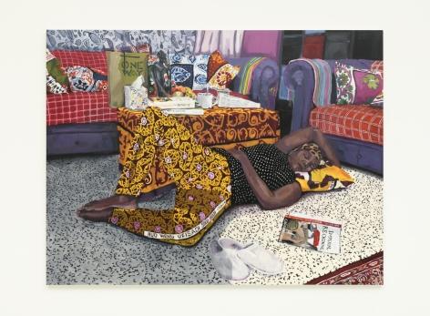 Wangari Mathenge, The Ascendants VI (Imperial Reckoning), 2020