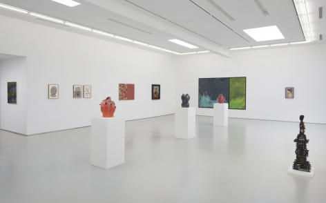 One Way Or Another Installation View