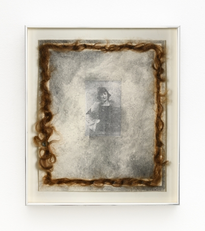 Rachel Rosenthal, MARA, 1975, Mixed Media Collage, 21.25 x 18.25 x 1.5 in, Reg# 10474